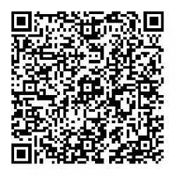 A QR Code with contact information for Just MOTs of Newport Pagnell, Milton Keynes
